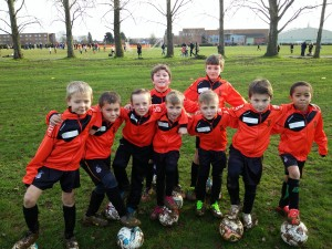 Colden Common Under-9s Dec 15